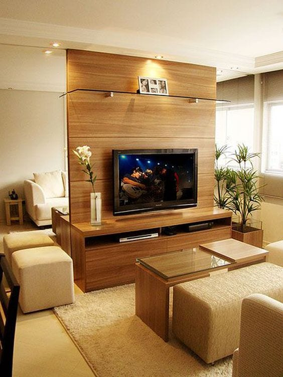 Royal TV units design ideas