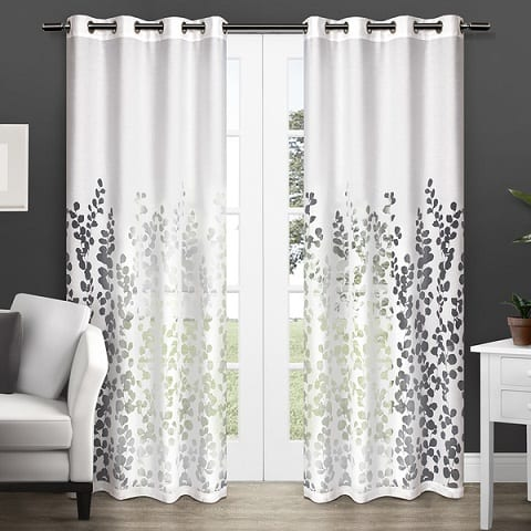 Sheer Gourmet Bed Curtains designs
