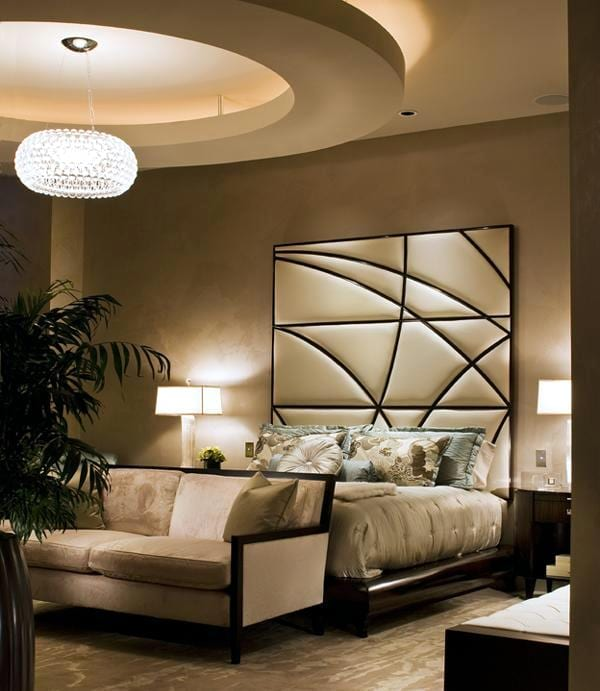 Stunning bedroom headboard design ideas