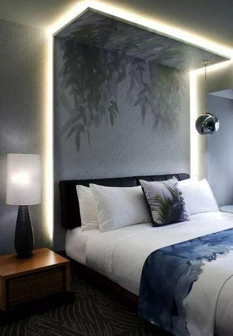 Stunning ceiling design for bedroom