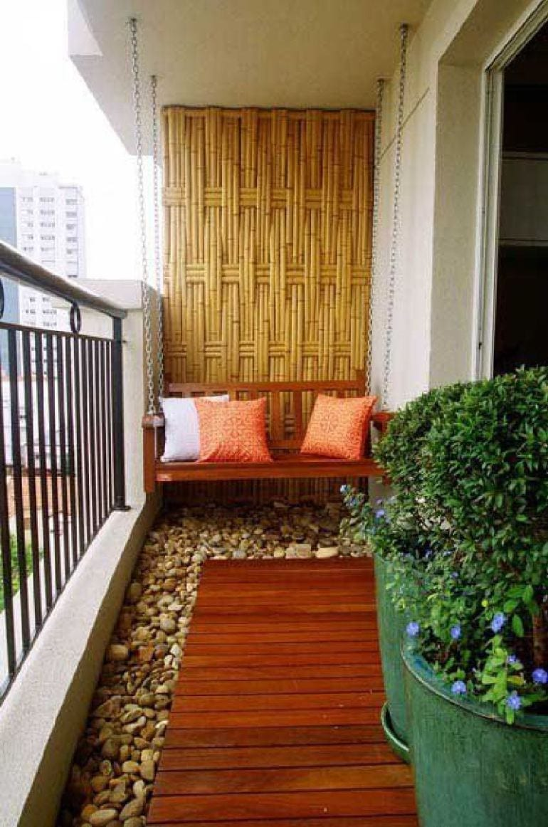 Swing In Balcony Ideas