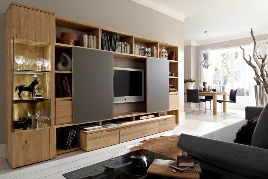 TV unit designs for living room decor ideas