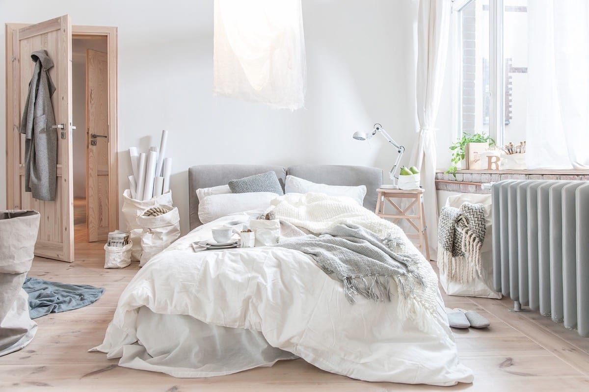 Warm And Soft Cozy Bedroom Ideas