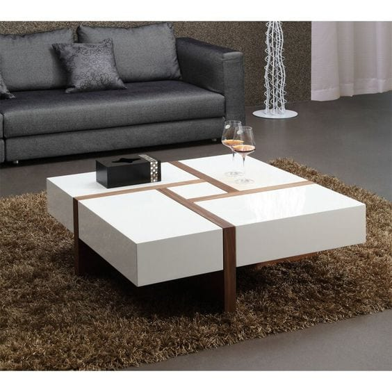 Modern Centre Table Ideas for Living Rooms