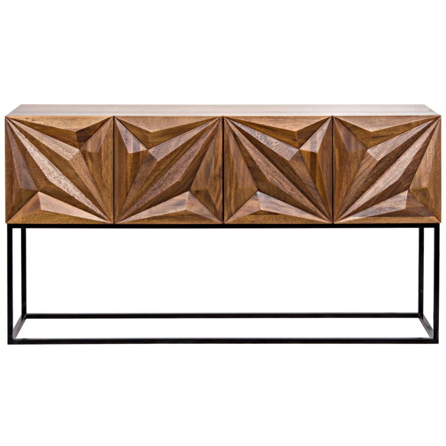 9. Simple and elegant of Console Table design