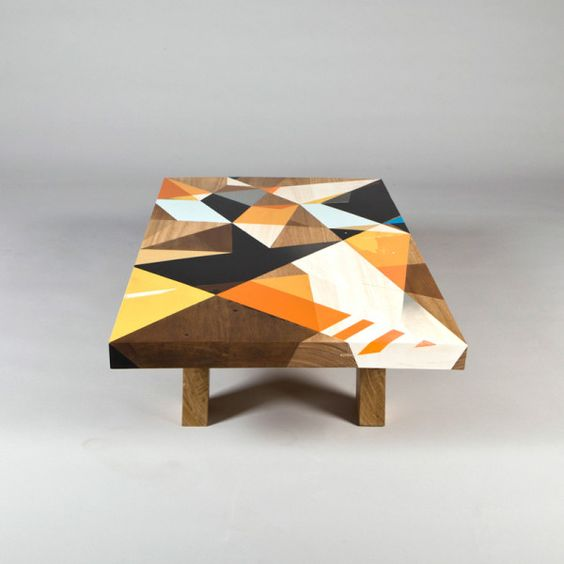 35. Unique and Modern Centre Table Piece