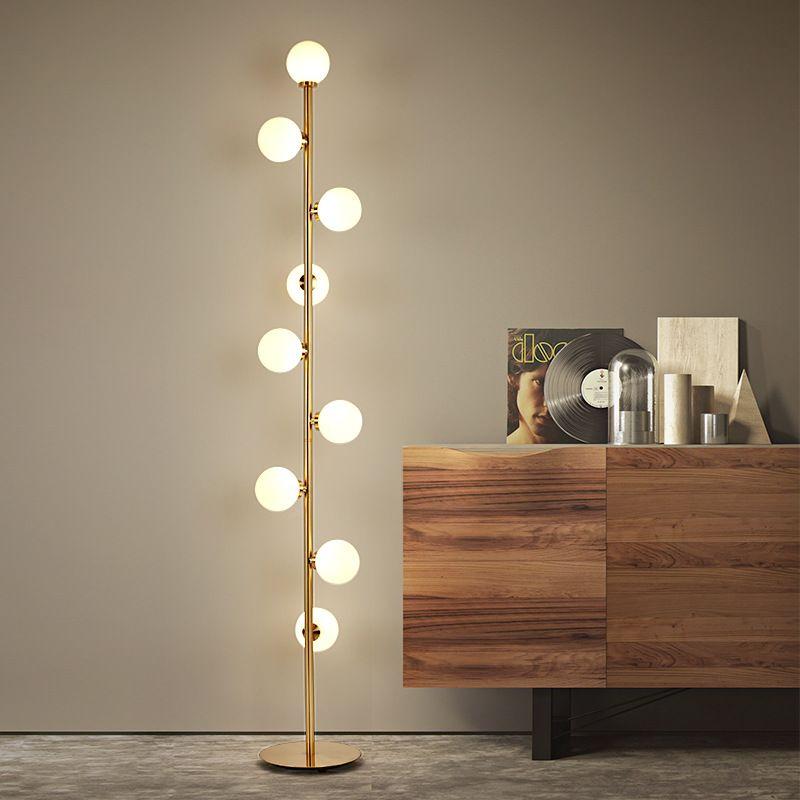 8. Luminaire floor lamp for authentic Modern glam