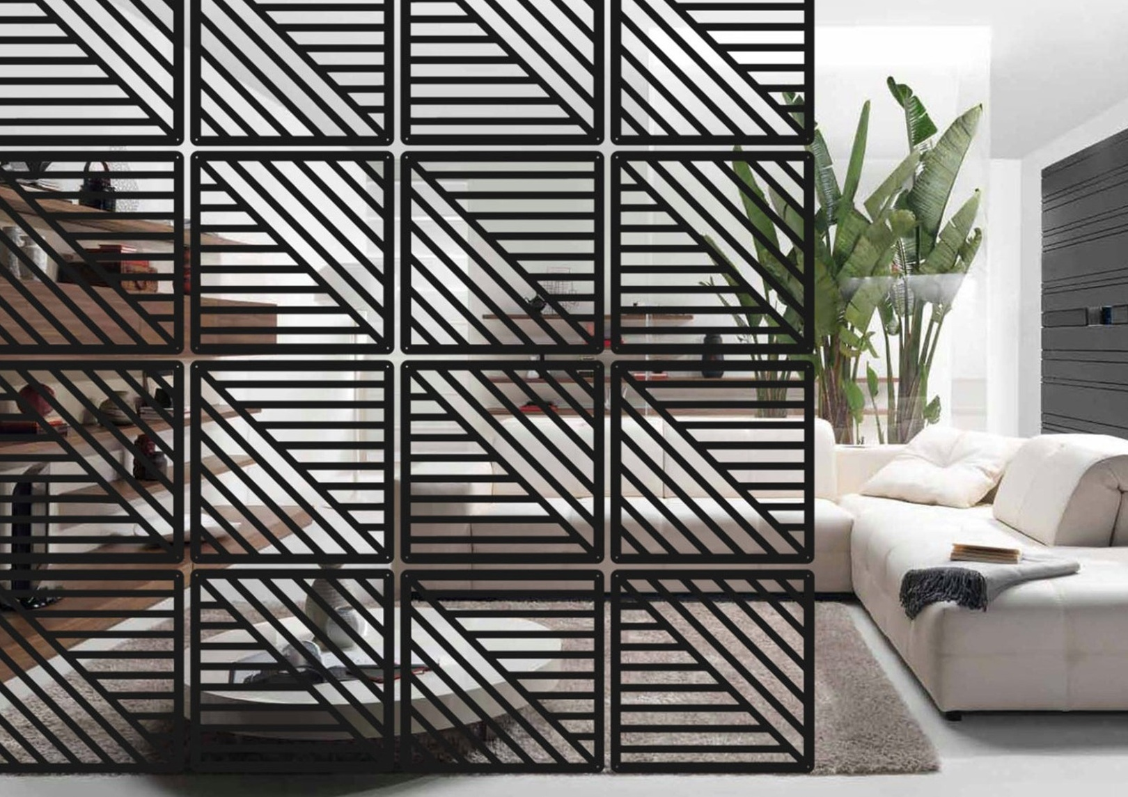 Amazing Screen Design Ideas for Living Rooms
