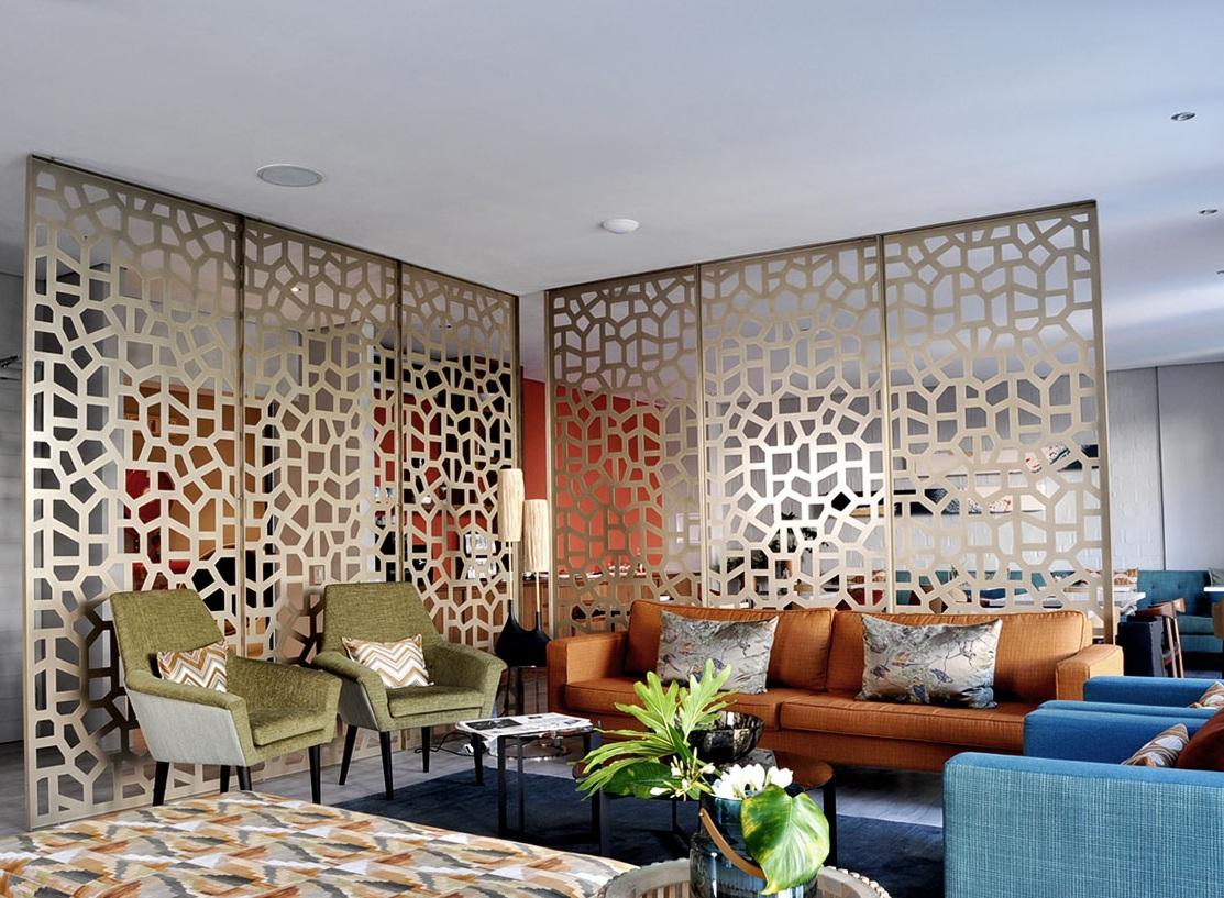 Metal Screen Design Ideas For Living Room
