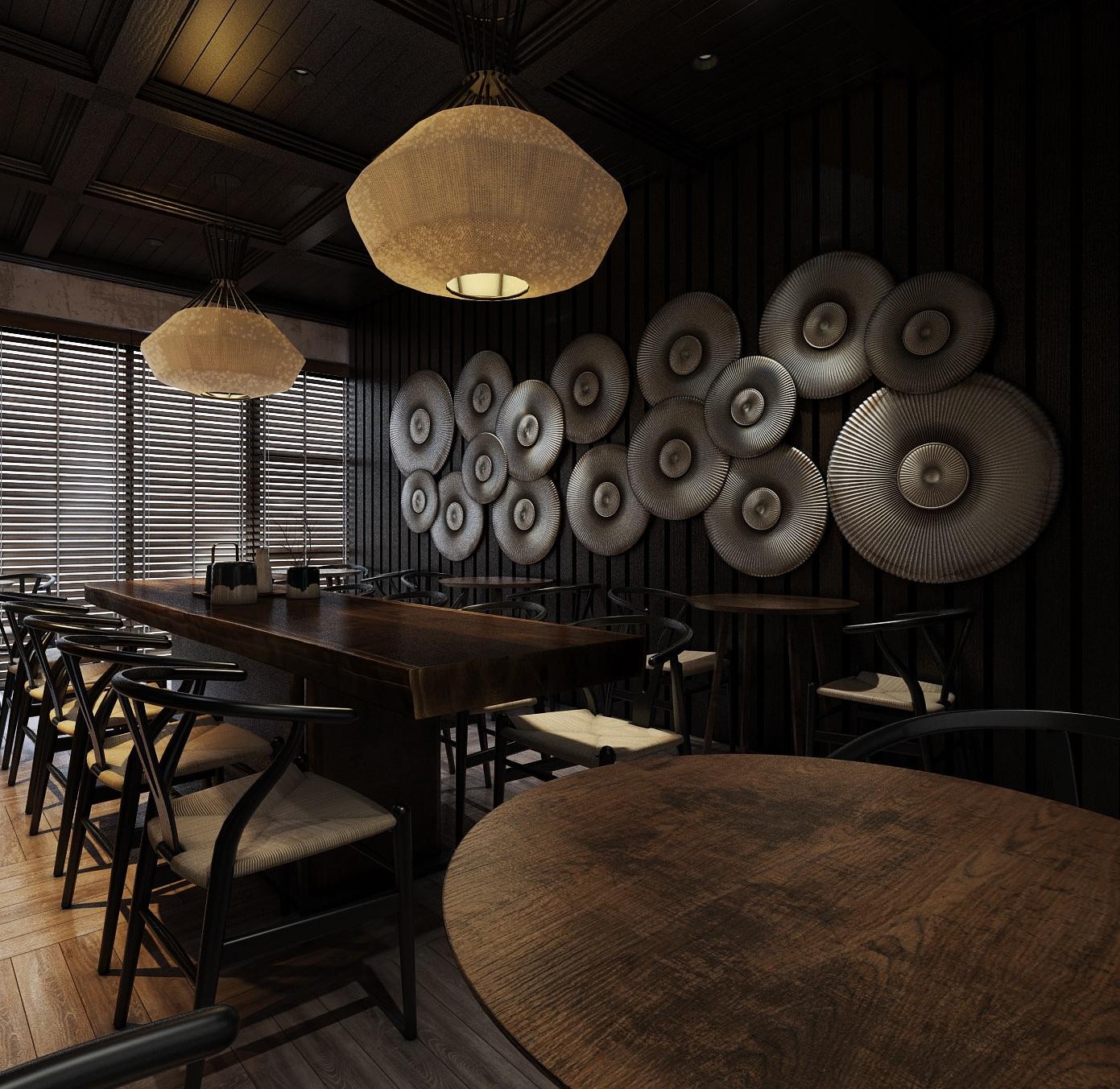 Wabi Sabi Home - Dining Room Ideas