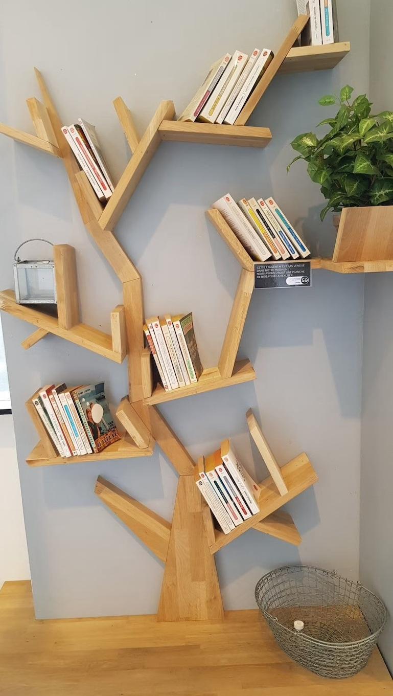 Creative Book Storage Ideas 2021