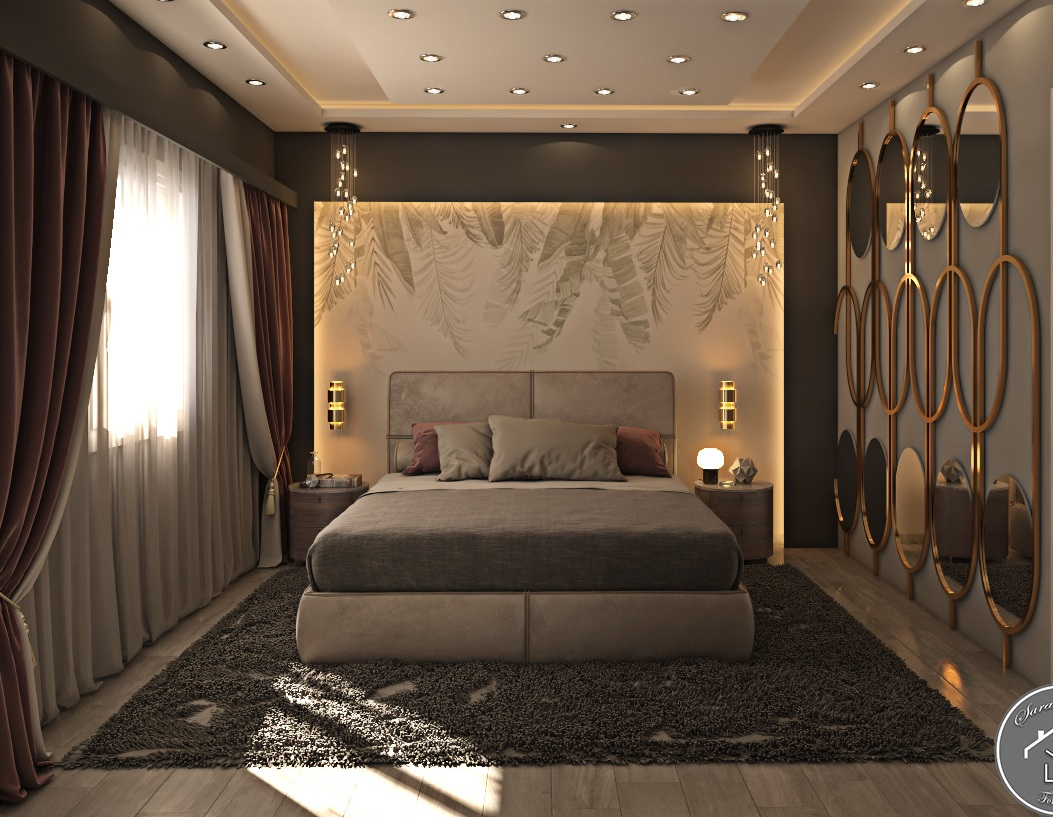 Dark and Modern Master Bedroom Ideas for Your Home