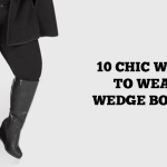 10 Chic Ways To Wear Wedge Boots