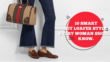 10 Smart Bit Loafer Style Every Woman Should Know