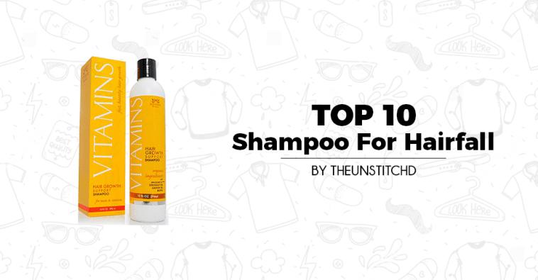 Top 10 Best Women's Shampoo For Hairfall