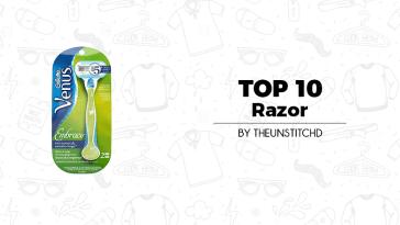 Top 10 Best Razor for Women