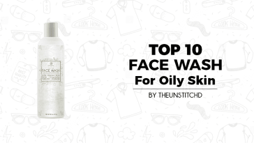 Top 10 Best Women's Face Wash For Oily Skin