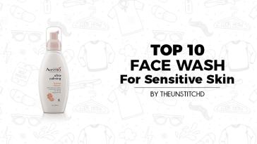 Top 10 Best Women's Face Wash For Sensitive Skin