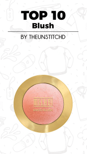 Top 10 Best Blush for Women