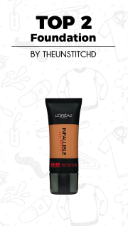 Top 2 Best Foundation for Women