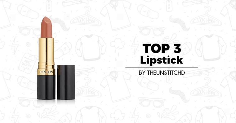 Top 3 Best Lipstick for Women