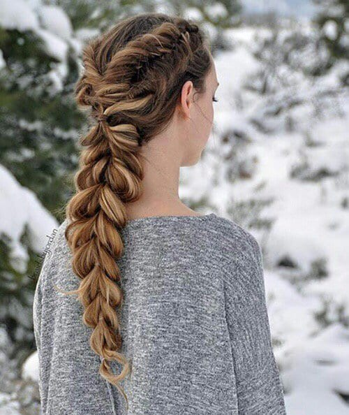 fancy dutch braid