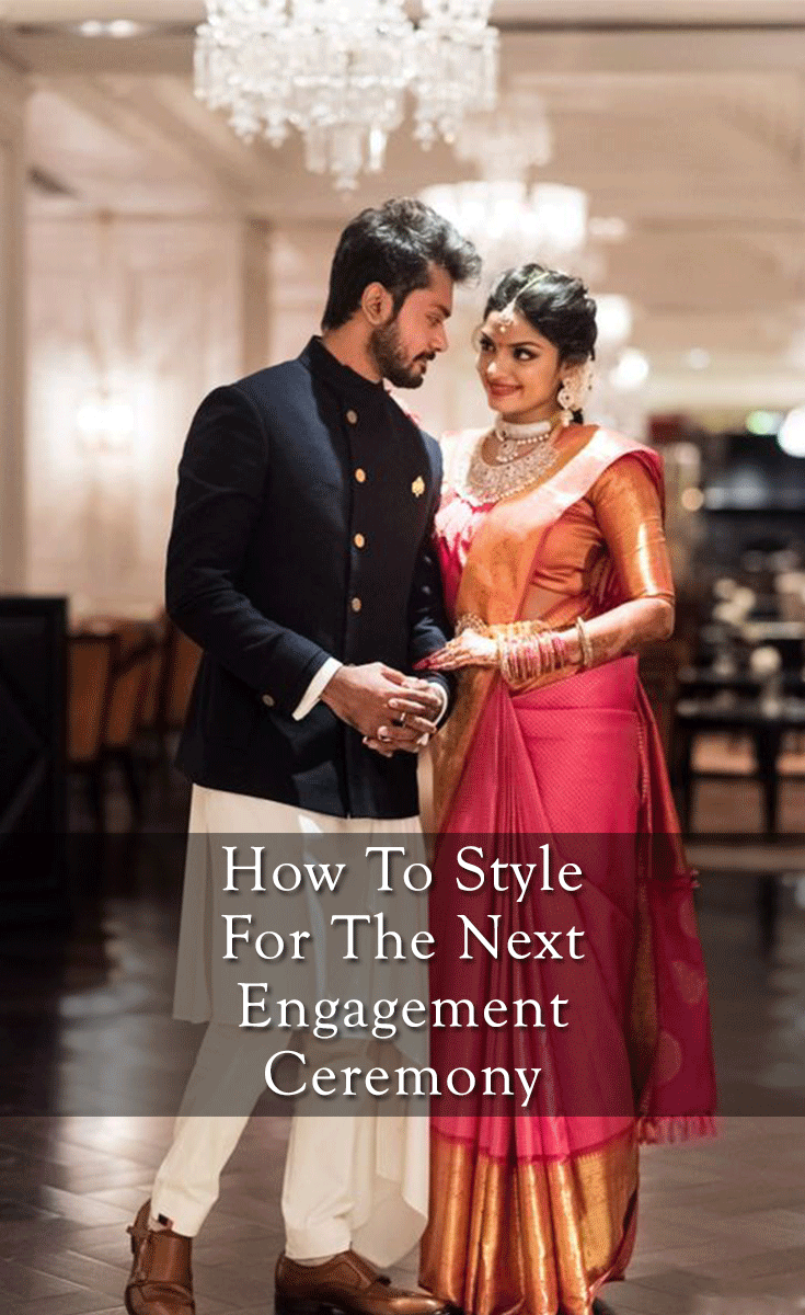 Engagement Ceremony Outfits