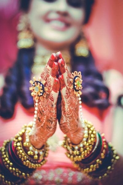 hand harness for sangeet