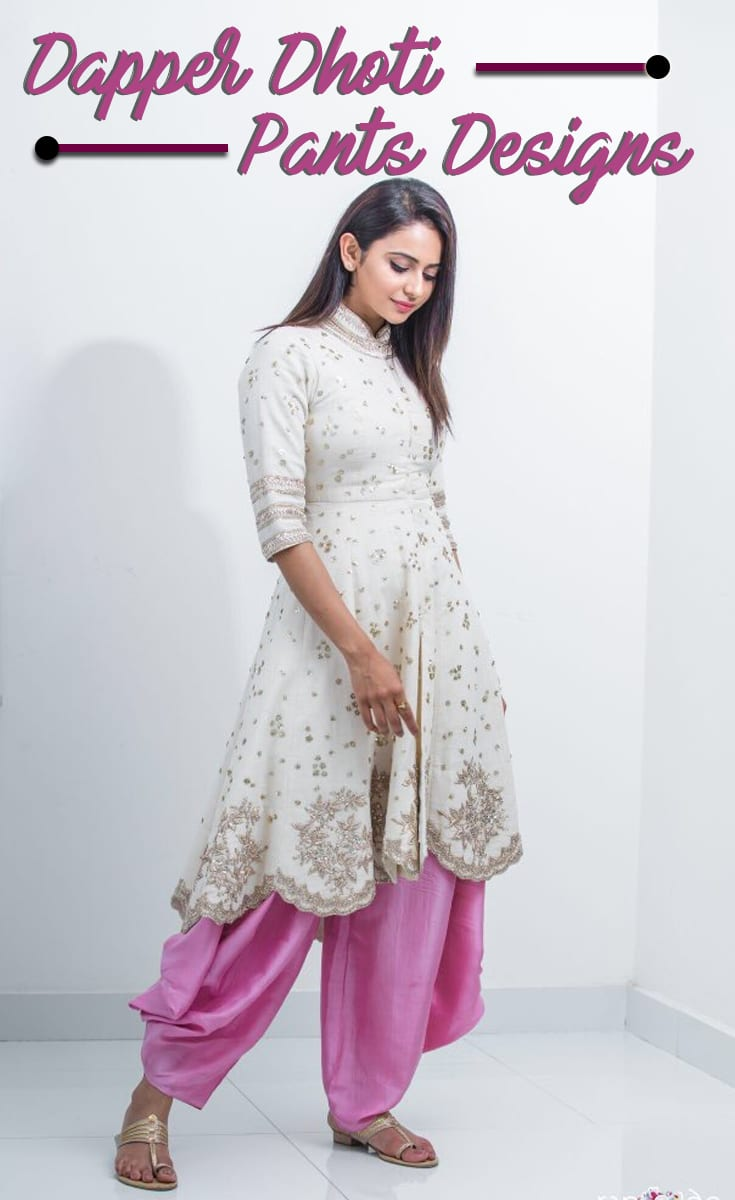 Dapper Dhoti Pants – Images, Styles, Tips, Designs, Outfit Ideas