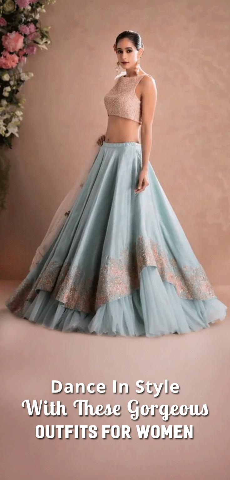 Sangeet Ceremony Outfits Ideas To Make Men Go Crazy For You!