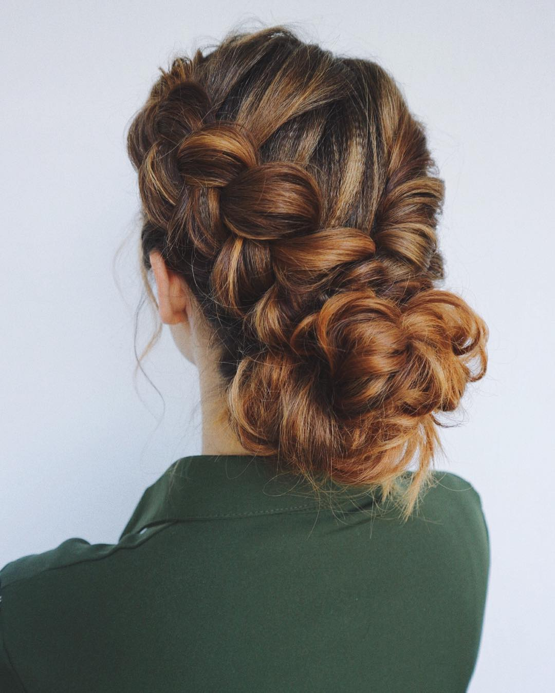 dutch braid updos