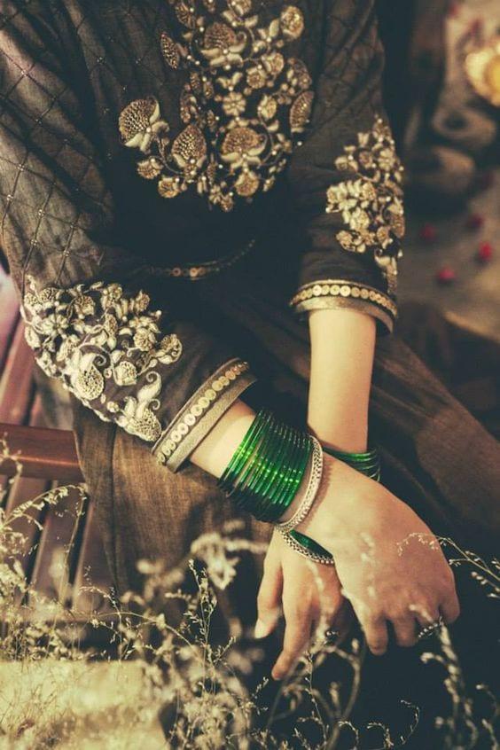 glass bangle