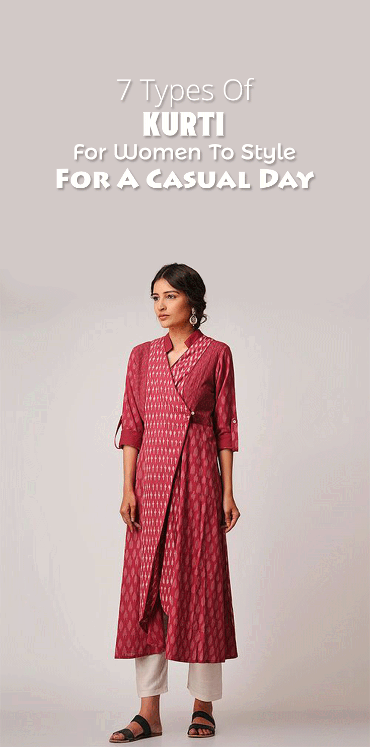 Kurti An Innovative Outfit To Style Your Jeans With