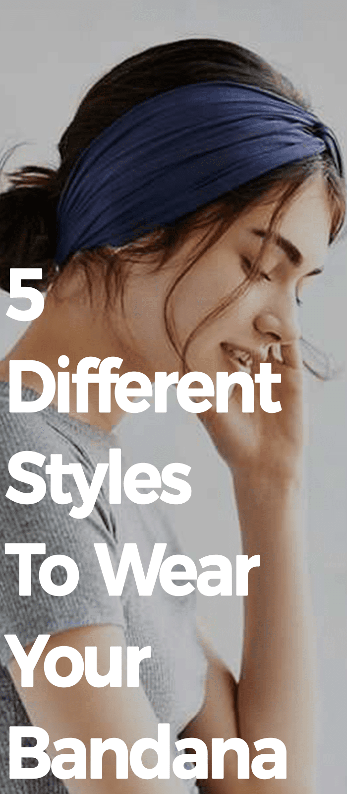 5 Different Styles To Wear Your Bandana!