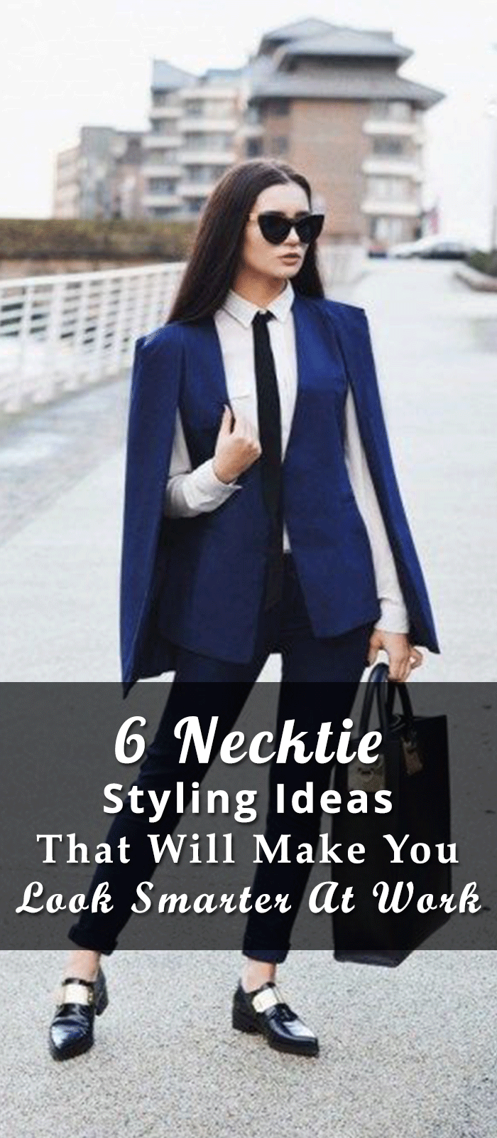 6 Necktie Styling Ideas That Will Make You Look Smarter At Work