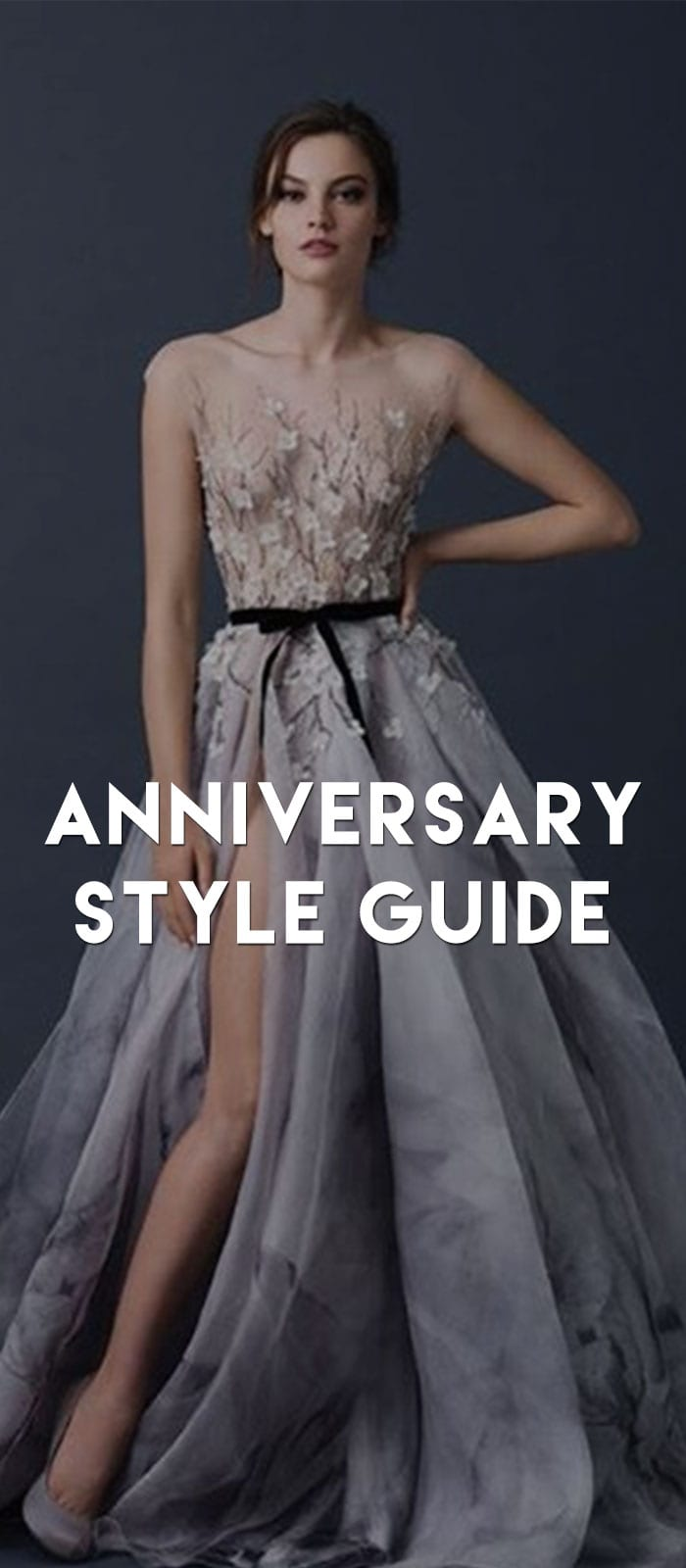 Anniversary Style Guide
