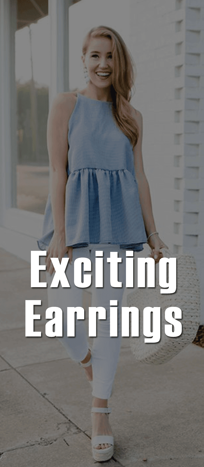 Exciting Earrings