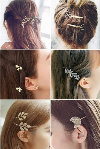 fansy hair clips