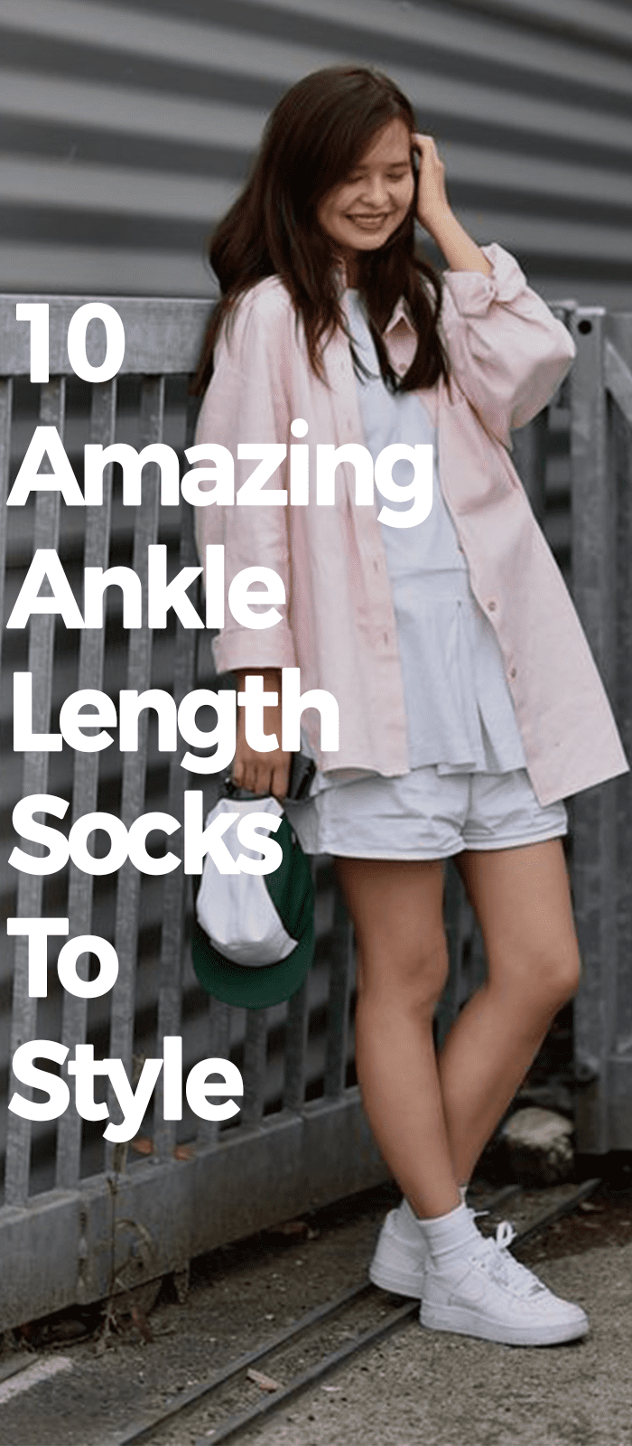 10 Amazing Ankle Length Socks To Style