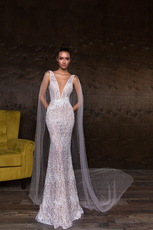 Shinny Wedding Outfit Ideas