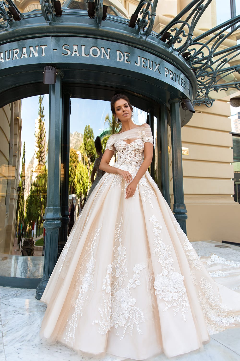 Wedding Outfit Gown For Women