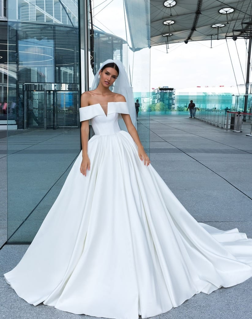 Amazing Bridal Gown