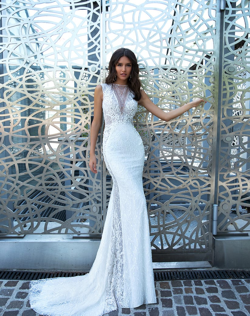 Beautiful Bridal Gown For 2019