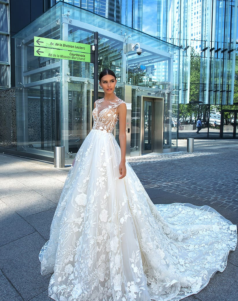 Stunning Bridal Gown