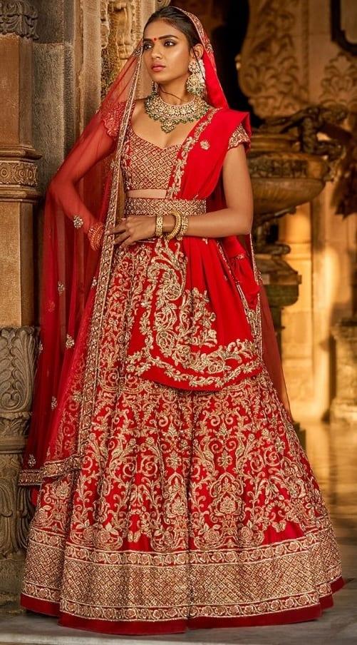 Royal Look Bridal Lehenga