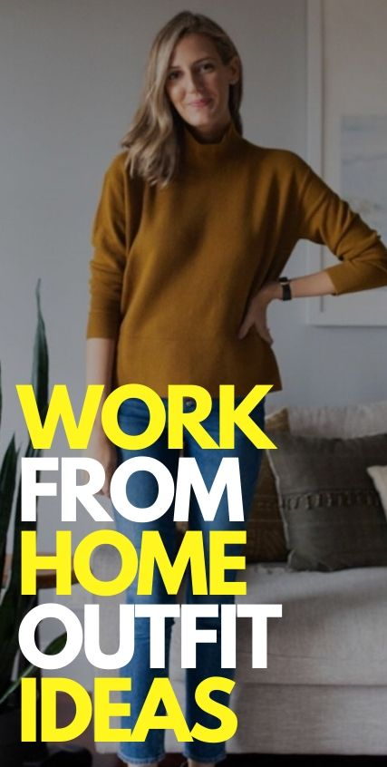 Amazing Work From Home Outfits