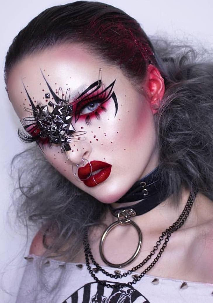 Halloween Makeup 2020