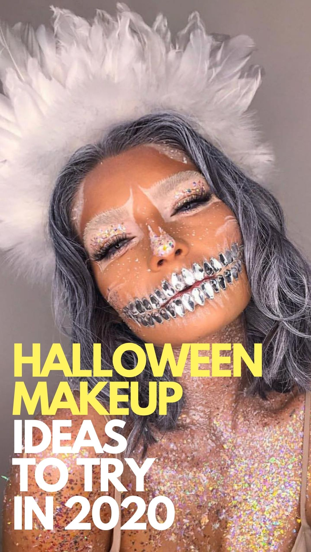 Halloween Makeup Ideas To Try in 2020