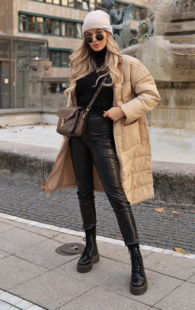 How To Layer A Coat In Winters