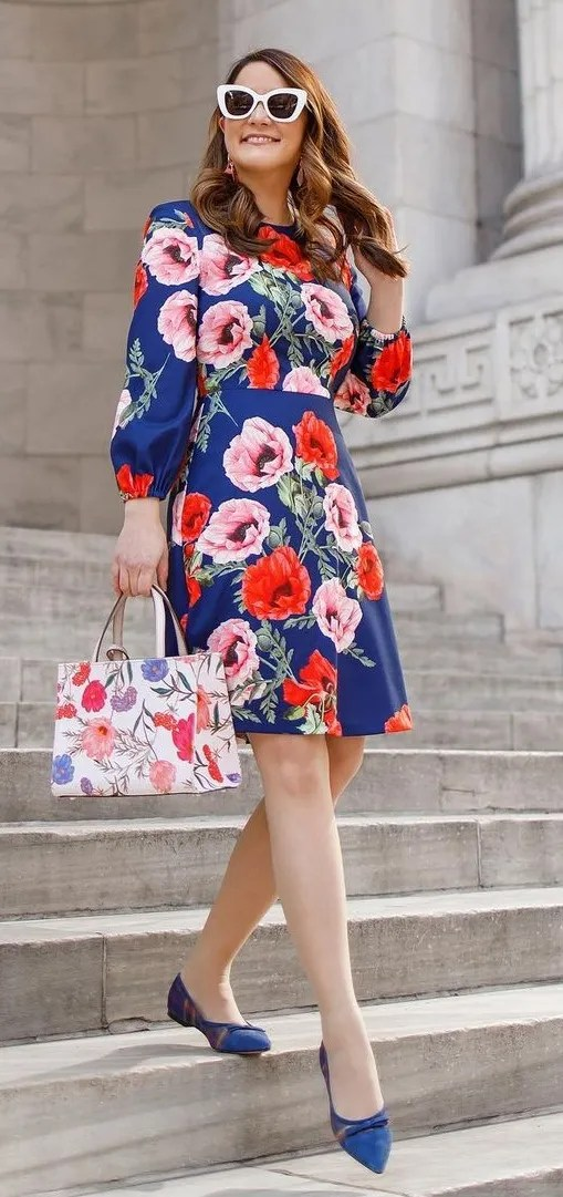 21 Floral Dresses That Will Give You Summer Vibes